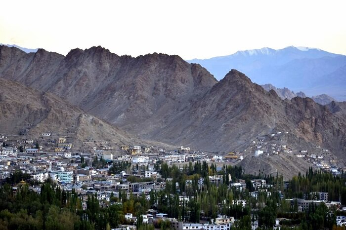 lokpal romantic trip to ladakh: leh