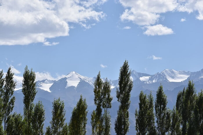 lokpal romantic trip to ladakh: scenic views