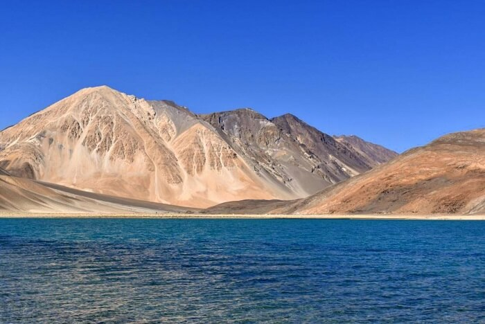 lokpal romantic trip to ladakh: beautiful pangong lake