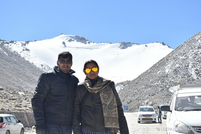 lokpal romantic trip to ladakh: bidding goodbye