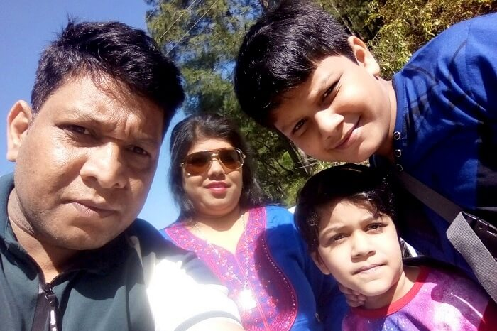 family time in Bhimtal