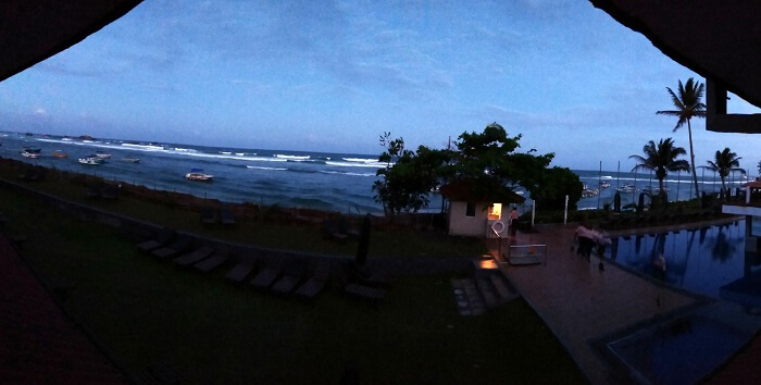 evening in sri lanka