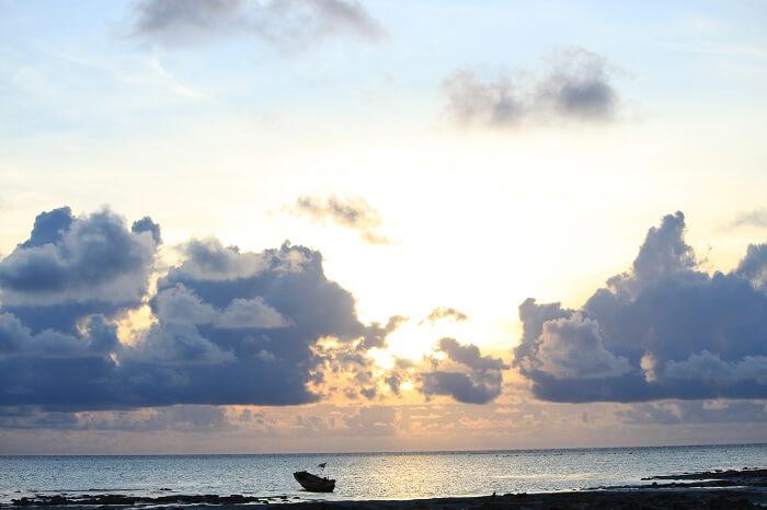 neil island morning