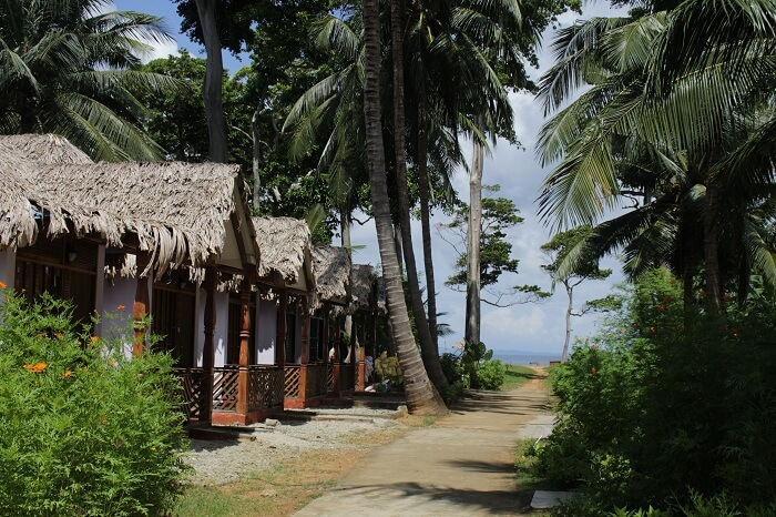 resorts in neil island