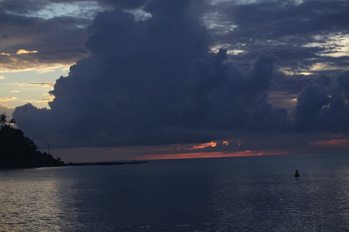 andaman in night