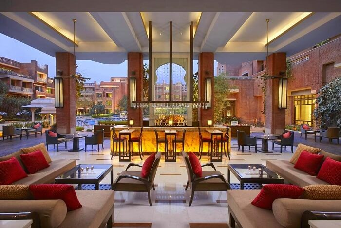 stay with your family at ITC Rajputana, Jaipur