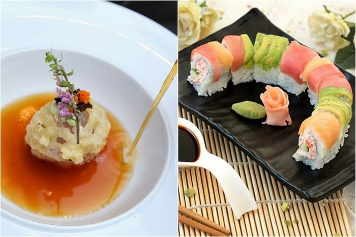 In place of Wasabi, dine at Enoki