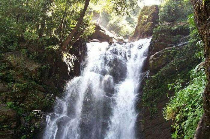 visit Kallatty Falls near mudumalai
