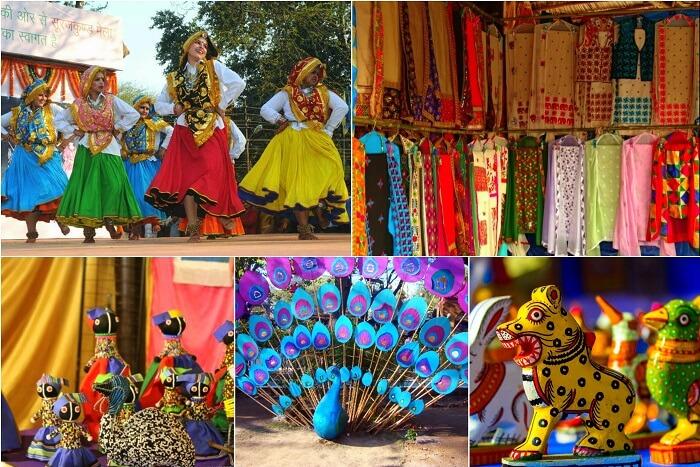 Surajkund Mela 2019 The Largest Crafts Fair In The World