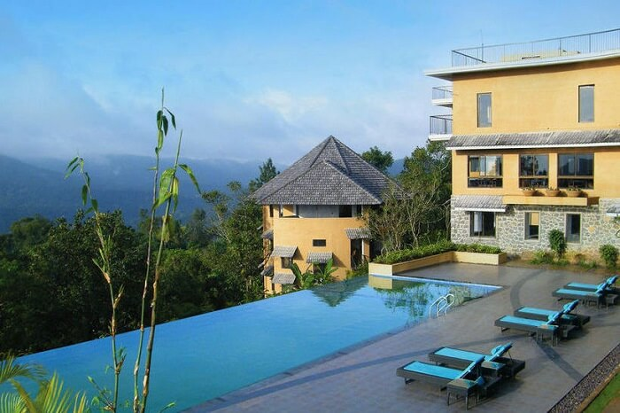 stay with your family at Poetree Sarovar Portico, Thekkady