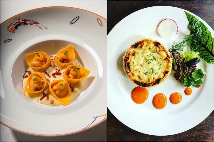Rather than Le Cirque, dine at Le Bistro Du Parc