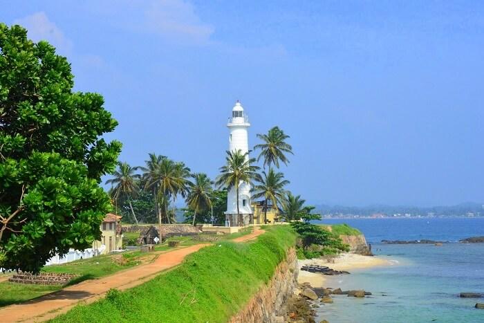 Scale the Dutch Fort in Galle in Sri Lanka