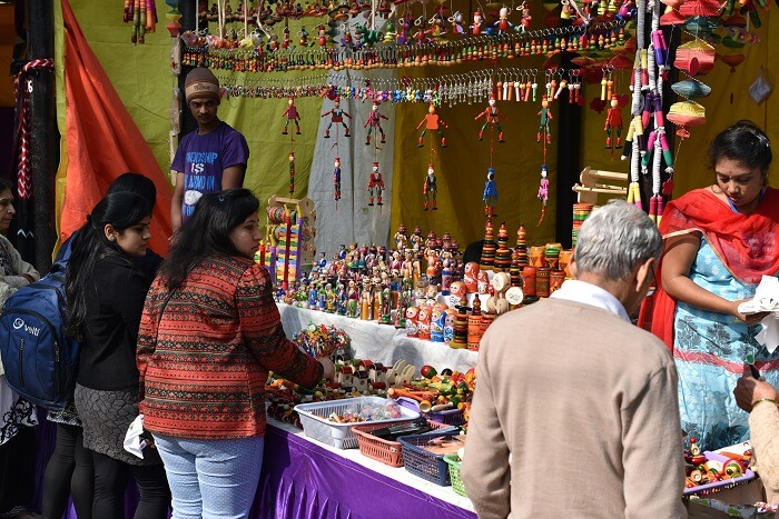 SurajKund Mela last people buying