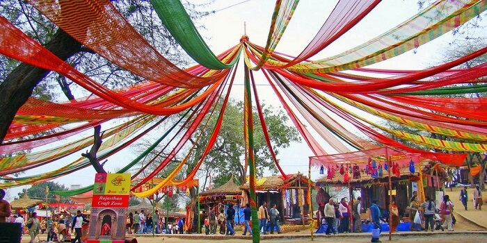 Surajkund Mela 2018: The Largest Crafts Fair In The World