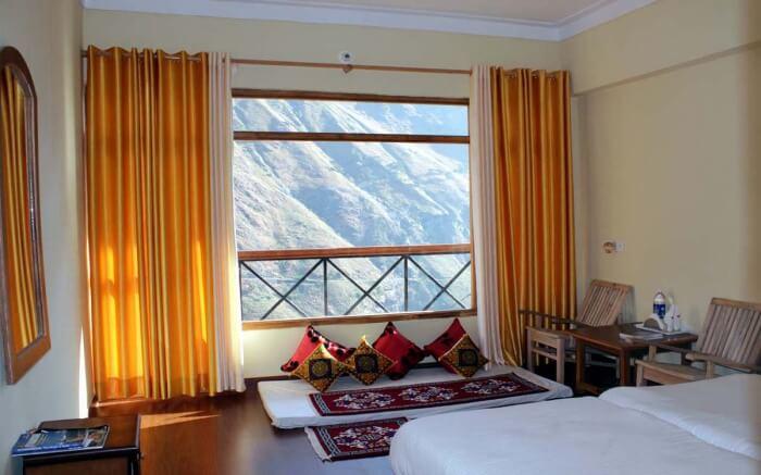 The Himalayan Abode