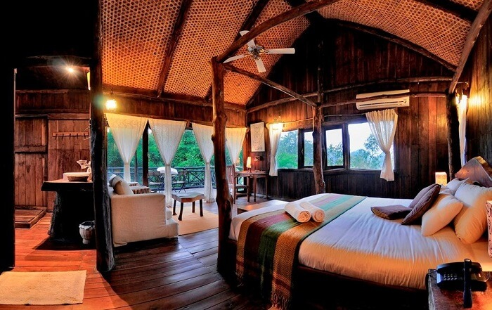 stay with your family at Tree House Hideaway, Bandhavgarh