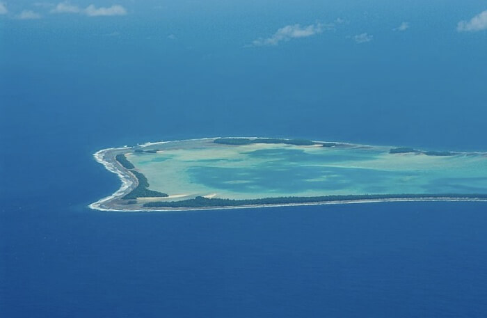 Tuvalu Island View