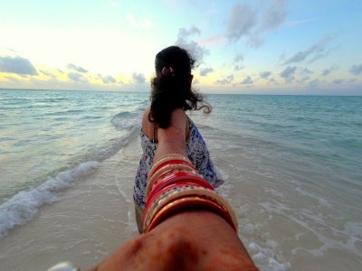 honeymoon trip to maldives