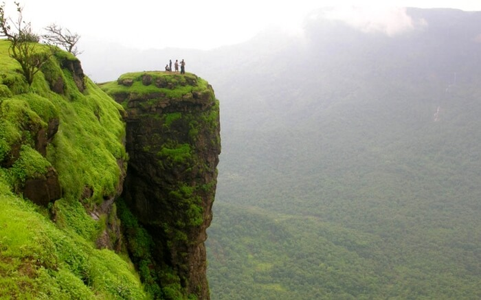 Matheran hill town - breathtaking views making it an idyllic romantic getaway