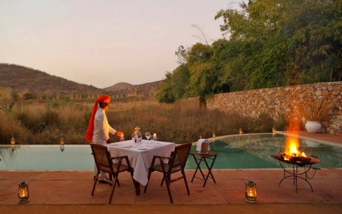 Sher bagh Ranthambhore, the largest wildlife sanctuary of the country