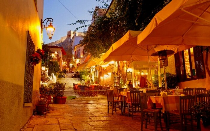 old world charm in athens
