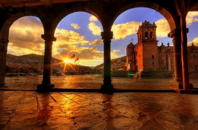old world charm in cusco