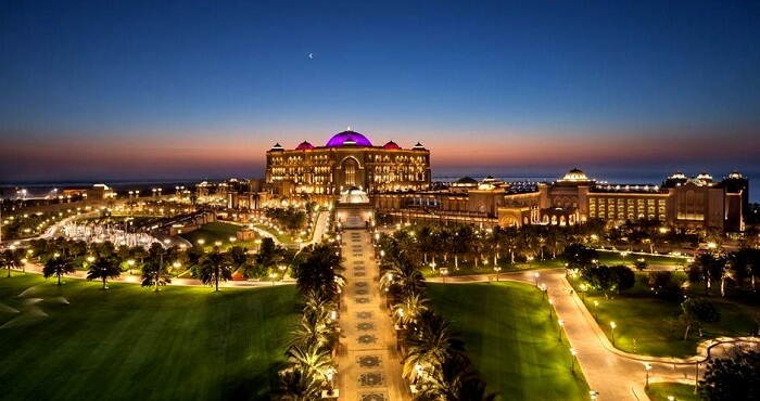 emirates palace UAE