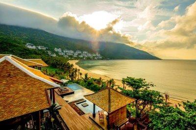 InterContinental Danang Sun Peninsula Resort in Vietnam