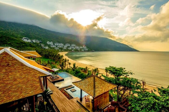 InterContinental Danang Sun Peninsula Resort in Vietnam