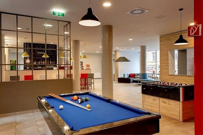 meininger hotel gamezone
