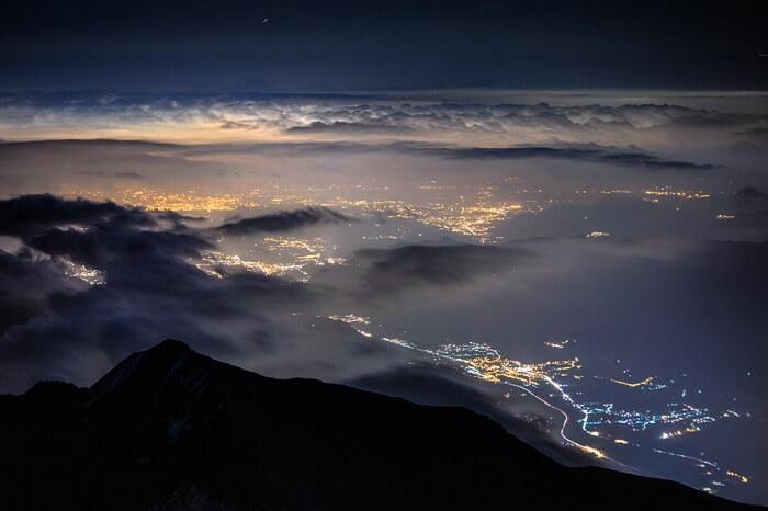 Mount Rocciamelone, Susu Valley