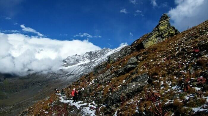 trekking in nanda devi national park