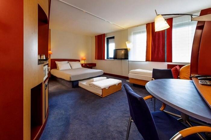 novotel hotel vienna