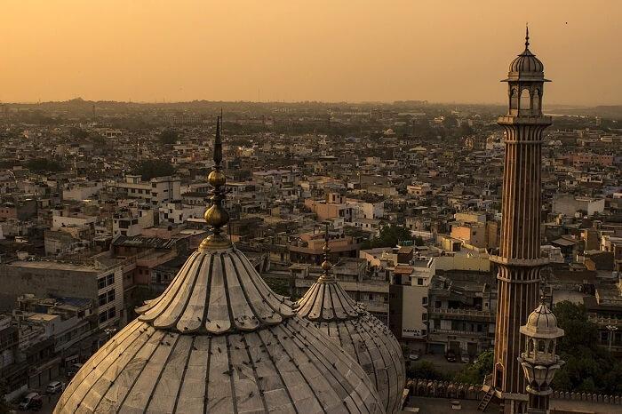 old world charm in delhi