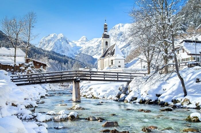 winter destinations in Europe