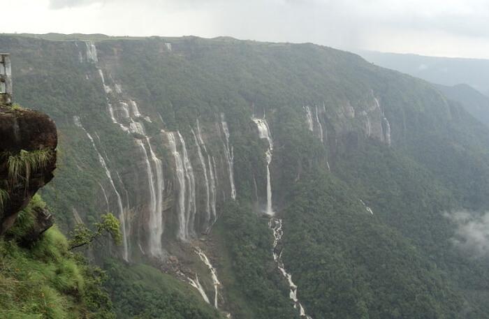 Seven Sisters Waterfall