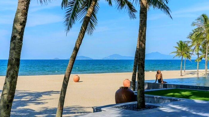 The Nam Hai Resort in Vietnam