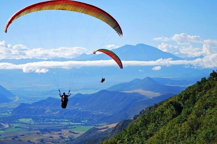 Tips For Paragliding In Naukuchiatal