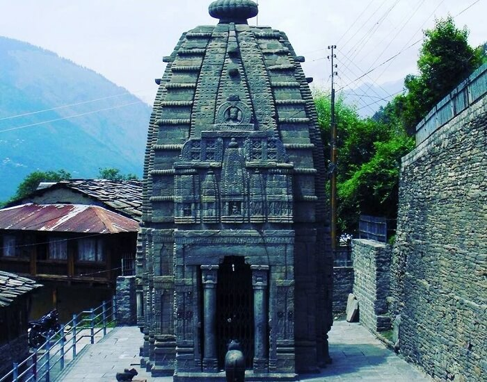 Gauri Shankar Temple, Manali