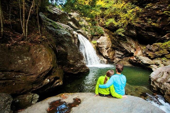 Honeymoon in Stowe, Vermont