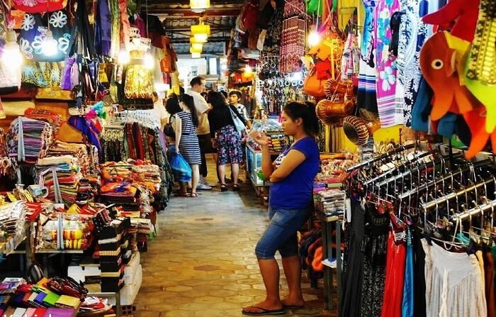 Cambodia's Bustling Markets