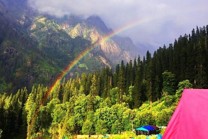 Kheerganga, Himachal Pradesh