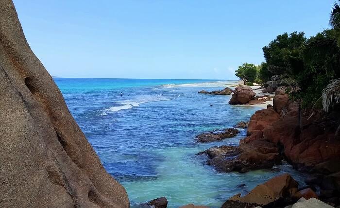 Beaches of La Digue Island, Seychelles