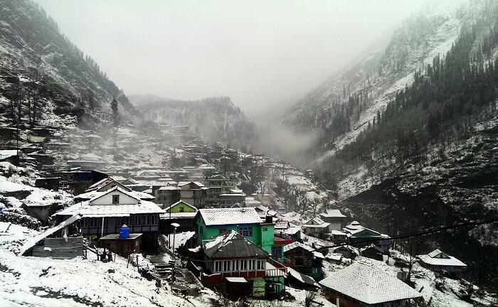 Tosh, Himachal Pradesh