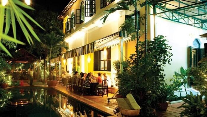 Romdeng Restaurant