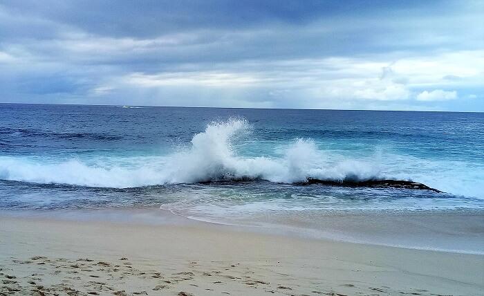 Secret beaches in Seychelles