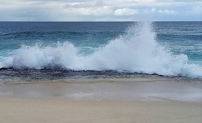 Secret beaches of Seychelles