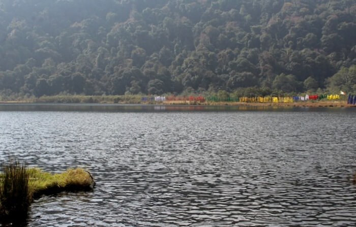 Khecheopalri lake pelling