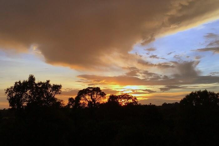 27. Sunset