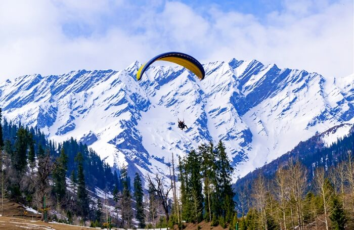 Solang Valley, Manali